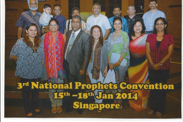 3RD NATIONAL PROPHETS CONVENTION